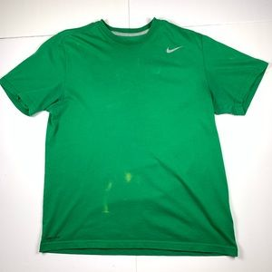 Nike Dri-Fit Short Sleeve Shirt Mens Size Large